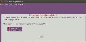 phpmyadmin on ubuntu 12.04