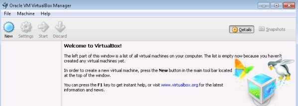 install ubuntu on virtualbox