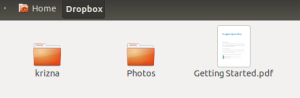 setup dropbox ubuntu 12.04