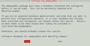 Install PHPmyadmin on linux mint 13