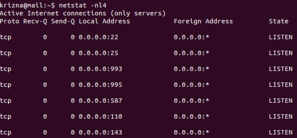 Setup mail server on ubuntu 14.04