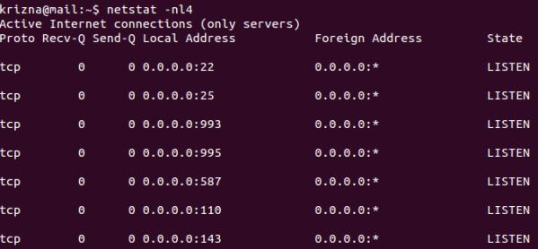 Setup mail server on ubuntu 14.04