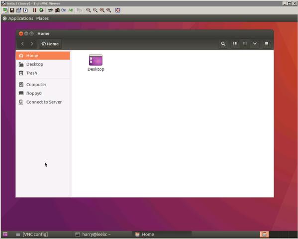 Enable remote desktop on ubuntu 16.04